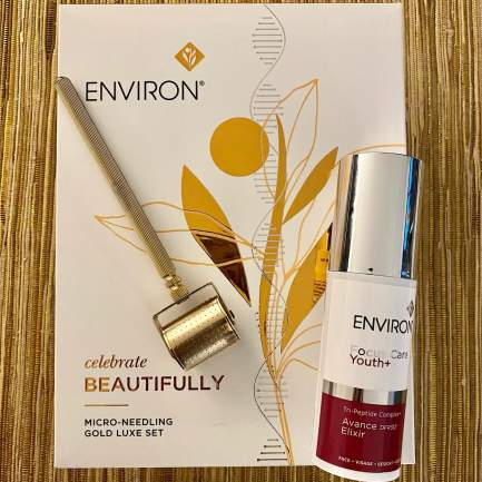 Angebot Environ Micro-Needling-Gold-Roll-Cit